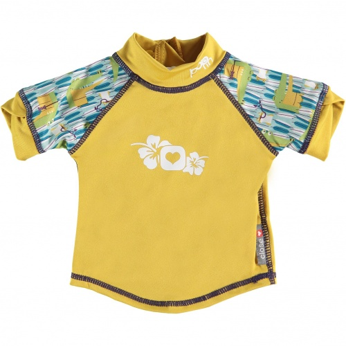 Pop In Rash Vest - Charles & Erin NEW!