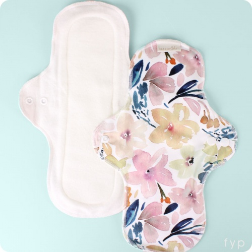 Bare & Boho Cloth Sanitary Pads - Heavy