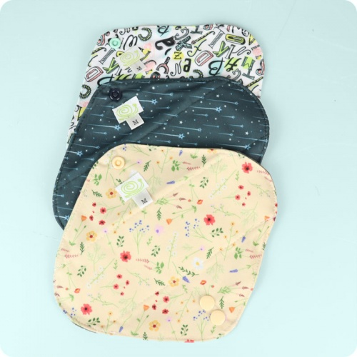 Baba + Boo Cloth San Pro Medium - 2 Pack