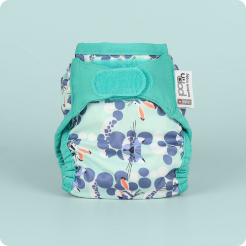 Close Newborn Nappy - New Prints