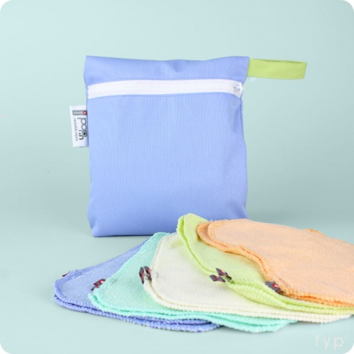 Close Bamboo Washable Wipes