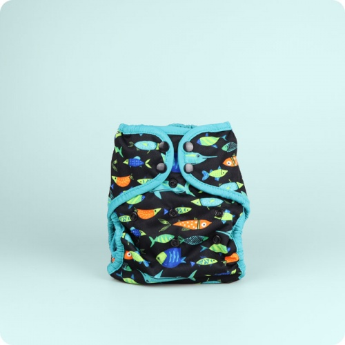 Thirsties One Size Pocket Nappy