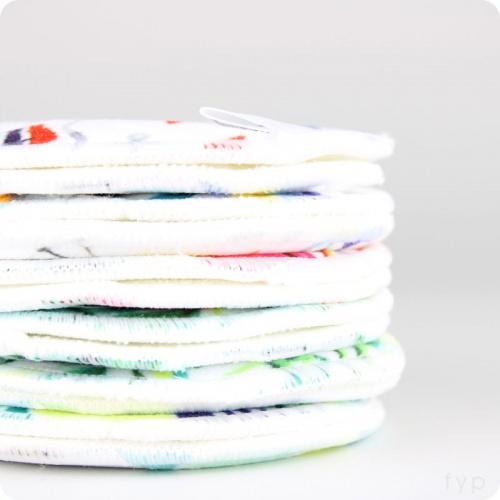 Bambooty Booby Nights Nursing Pads