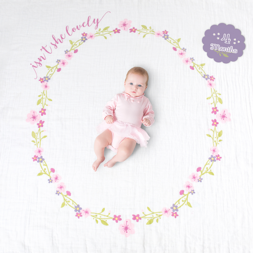 ''Isn't She Lovely'' Baby's First Year Set