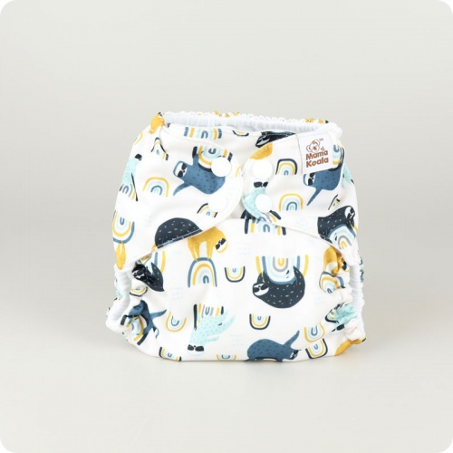 Mama Koala One-Size Pocket Nappy - Hanging Around