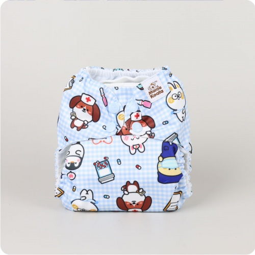 Mama Koala One-Size Pocket Nappy - Thankyou