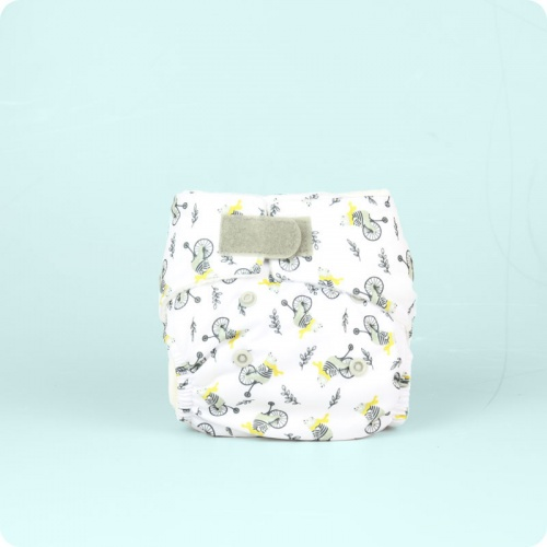 Baba + Boo Newborn Nappies