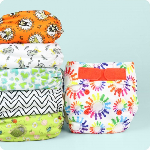 Baba + Boo Newborn Nappy Pack