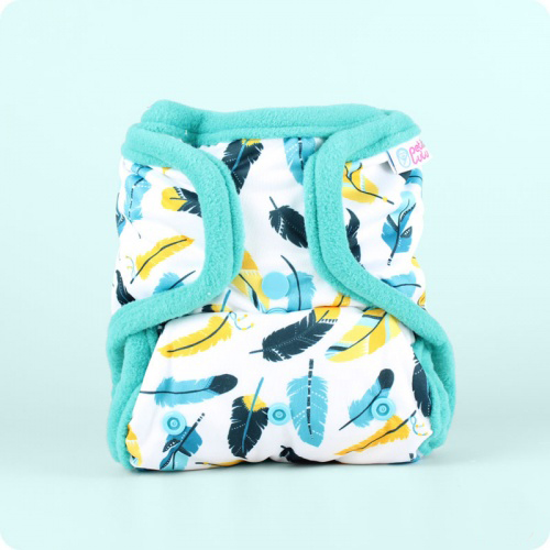 Petit Lulu Snap in One Nappy- Snaps