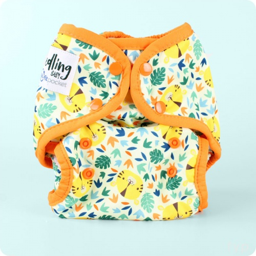 Seedling Multi-Fit Pocket Nappy