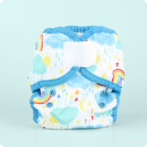 Thirsties Nappy Cover - Hook & Loop