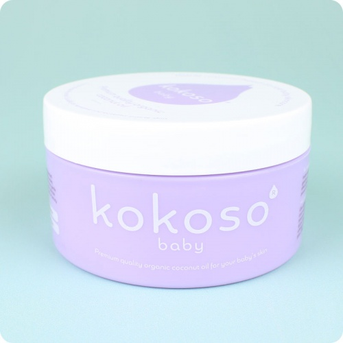 Kokoso Baby Coconut Oil- Original Pot