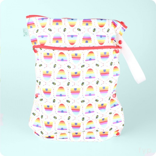 Tots Bots Wet & Dry Nappy Bag