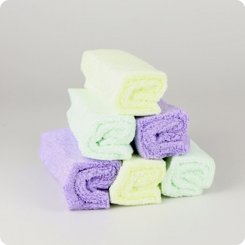 LITTLE GUBBINS BAMBOO WASH CLOTHS
