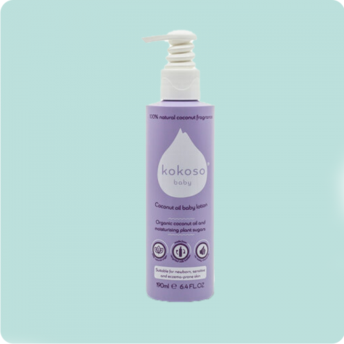 Kokoso Baby Coconut Oil Baby Lotion Natural Coconut