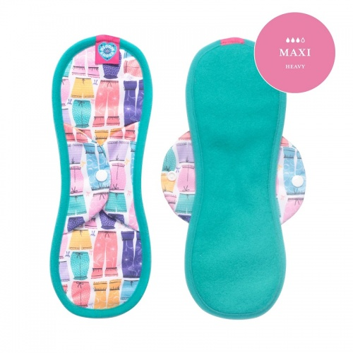 Bloom Reusable Sanitary Pad- Maxi