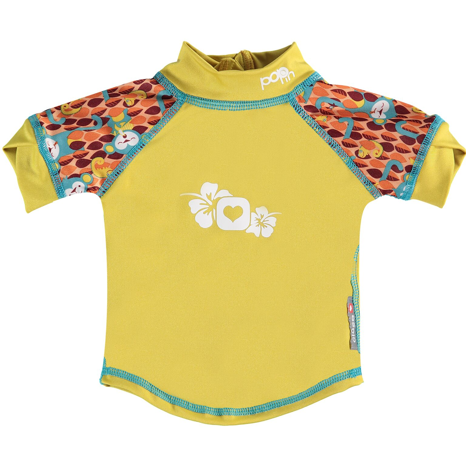 Pop In Rash Vest - Ticky & Bert