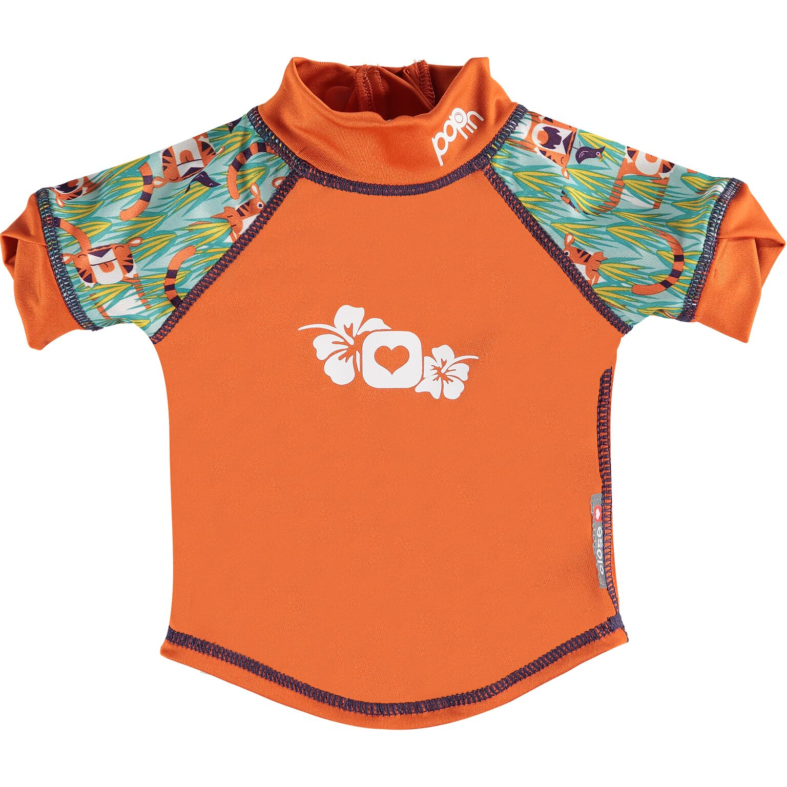 Pop In Rash Vest - Oswald & Bo