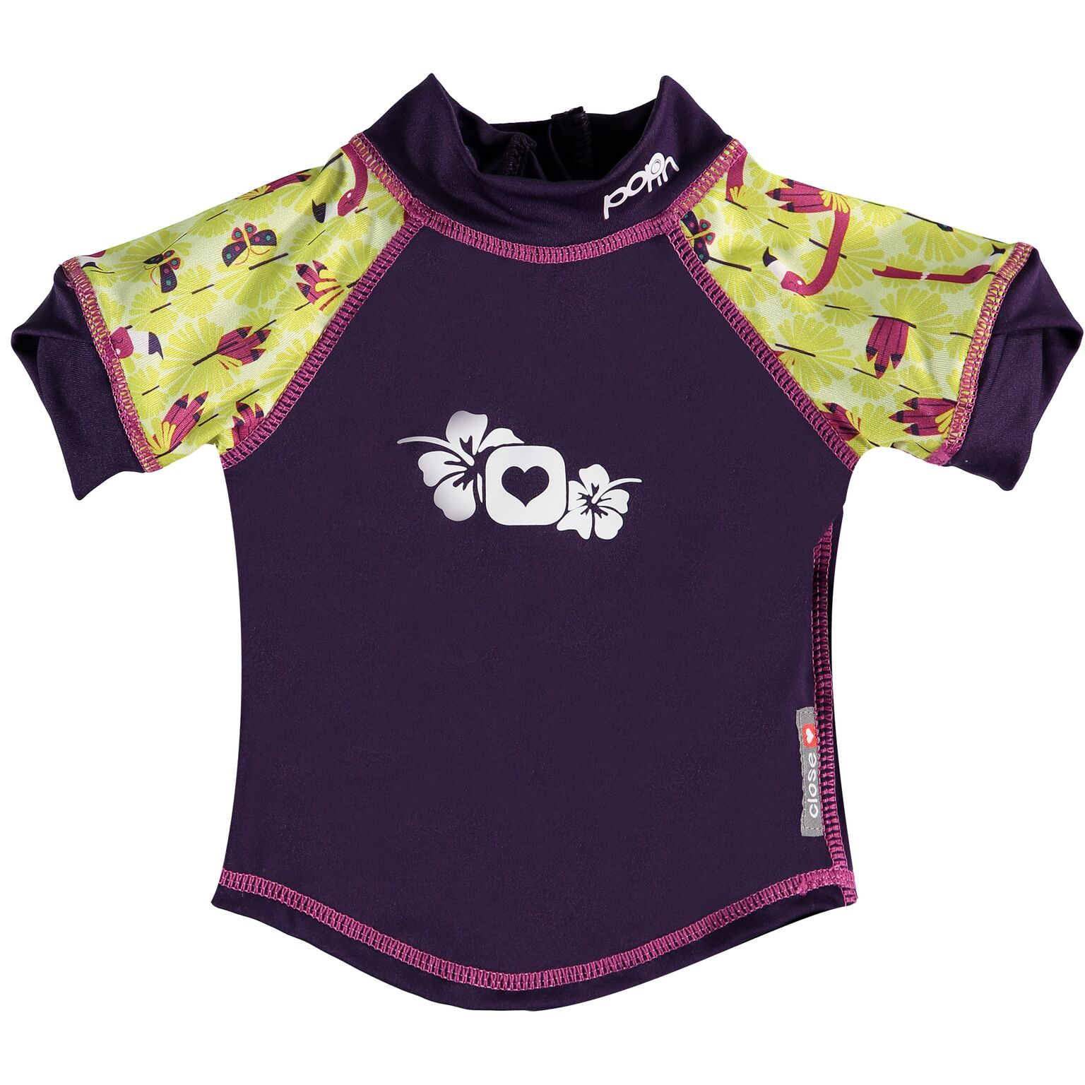 Pop In Rash Vest - Lala & Bugsy