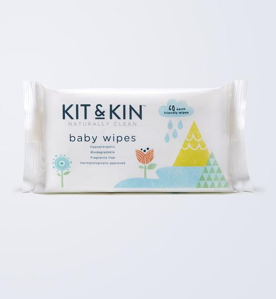 Kit & Kin Baby Wipes