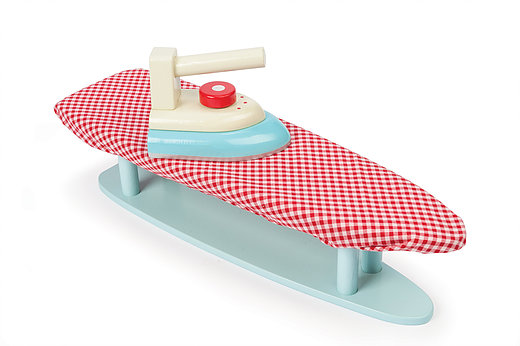 Le Toy Van Wooden Ironing Set