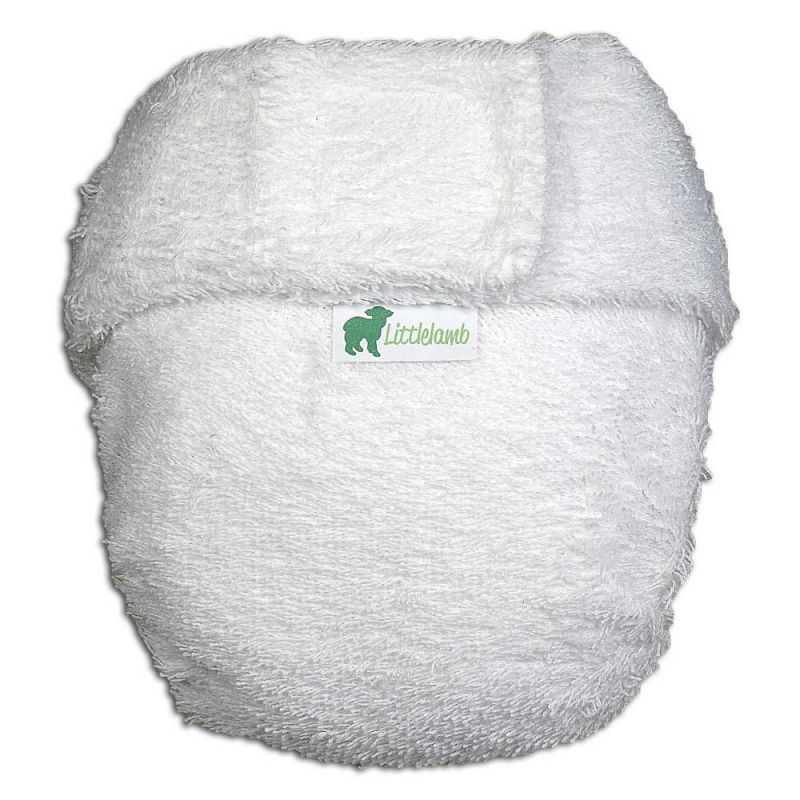 Little Lamb Cotton Nappy