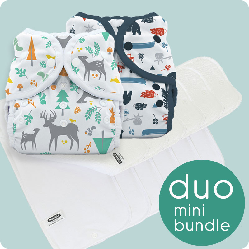 Thirsties Duo Mini Bundle