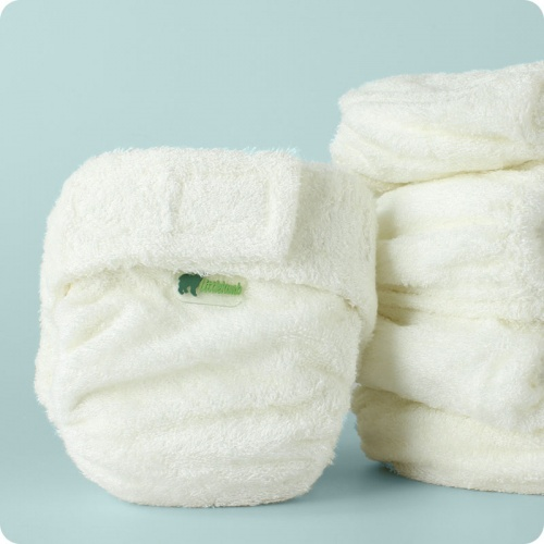 Little Lamb Bamboo Nappy - Bundle Deal