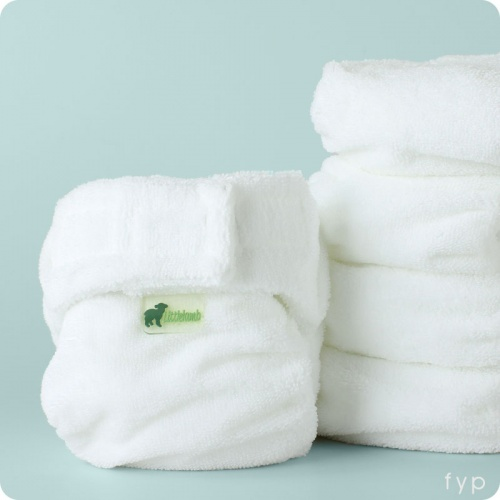 Little Lamb Microfibre Nappy- Bundle Deal