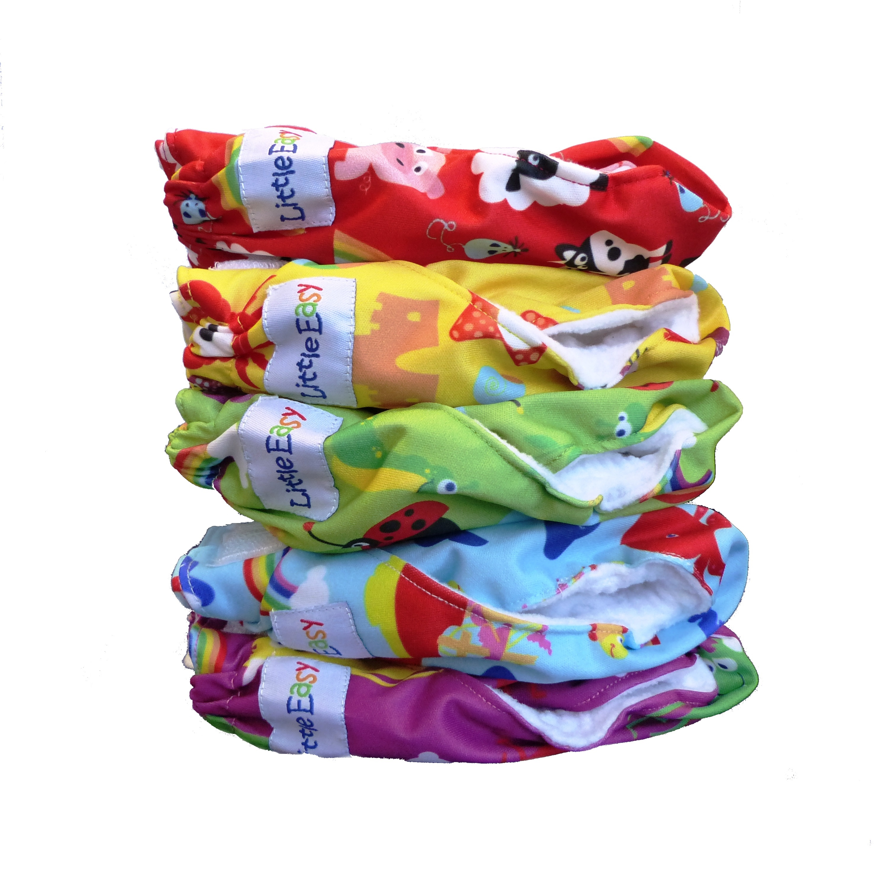 Little Easy Nappies- NEW!