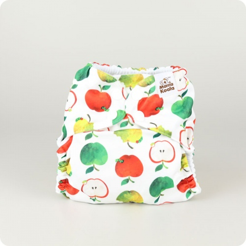 Mama Koala One-Size Pocket Nappy - Chomp