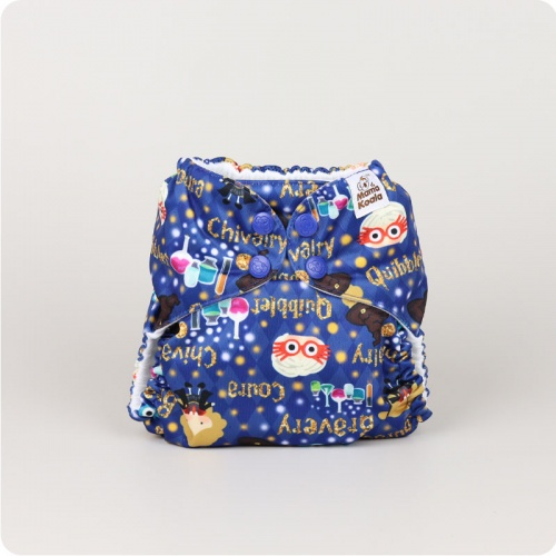 Mama Koala One-Size Pocket Nappy - Potions