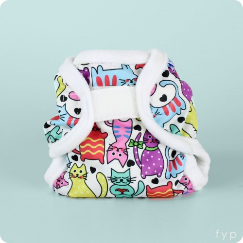 Petit Lulu Newborn Nappy Cover