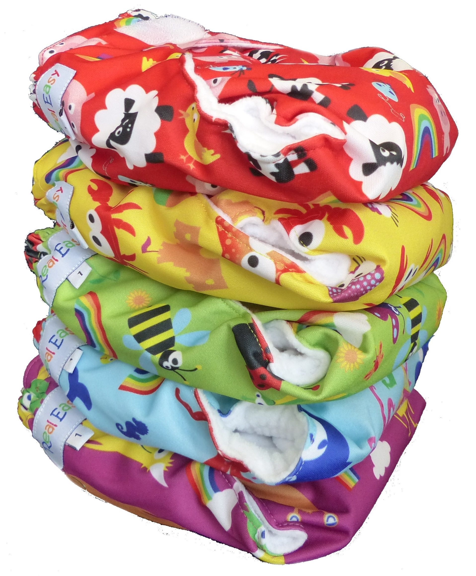 Real Easy Nappies- NEW!