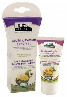 Aleva Soothing Comfort Chest Rub- Exp. 06.2018