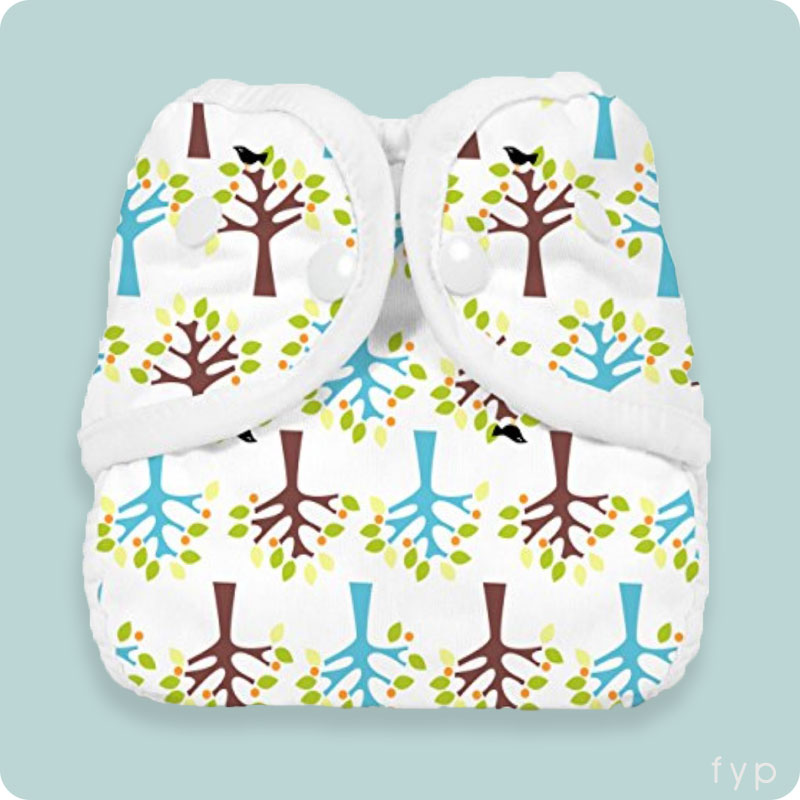 Thirsties Nappy Cover - Snap