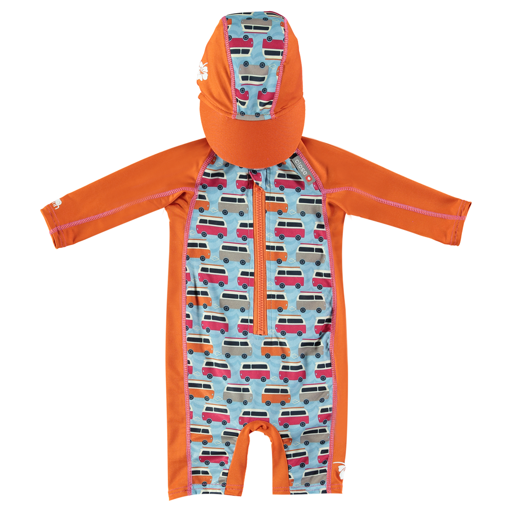 Pop In Beach All-in-One Suit