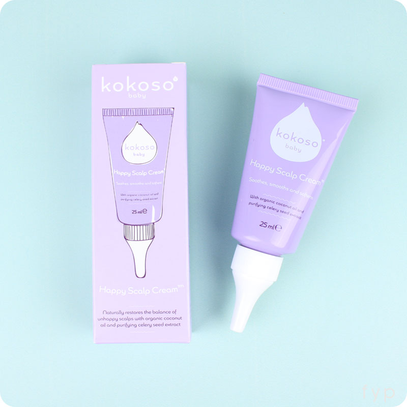 Kokoso Baby Happy Scalp Cream