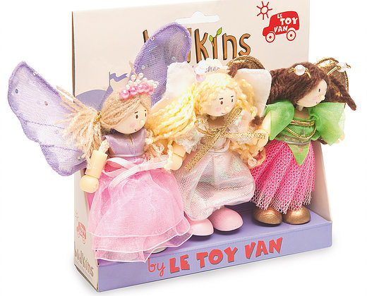 Le Toy Van Budkins- Truth Fairies
