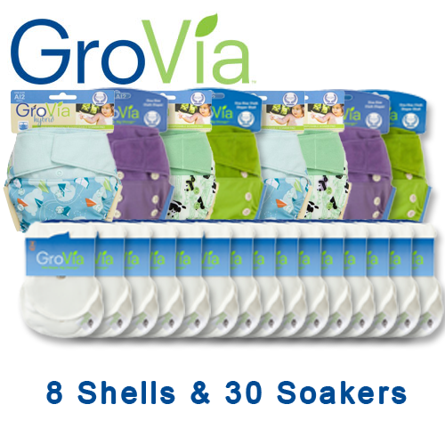 GroVia Hybrid Package