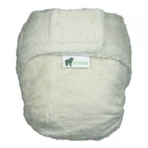 Pre-Loved Little Lamb Bamboo Nappy