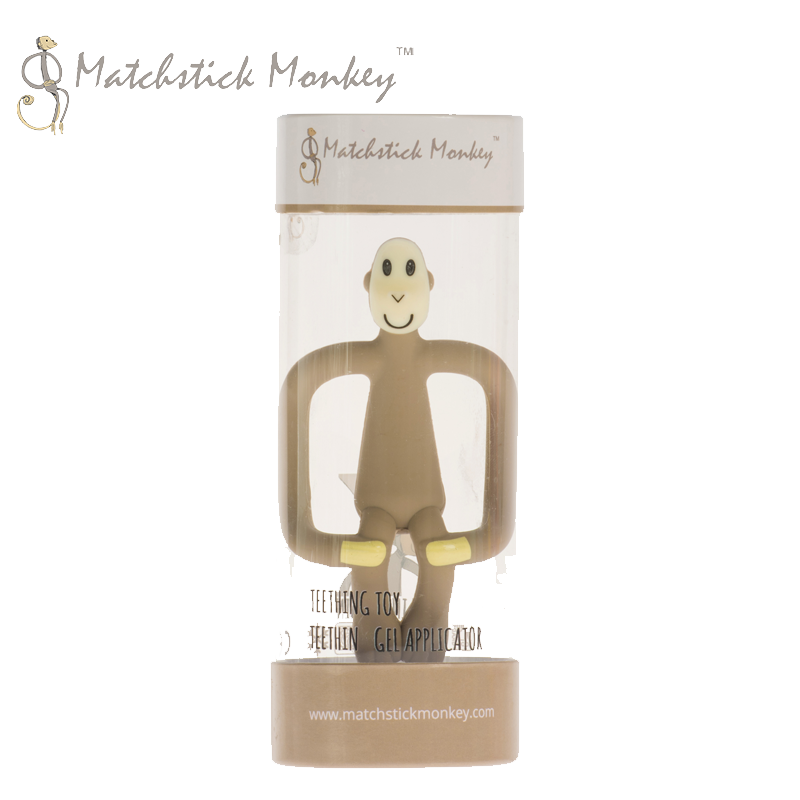 Matchstick Monkey- Teething Gel Applicator