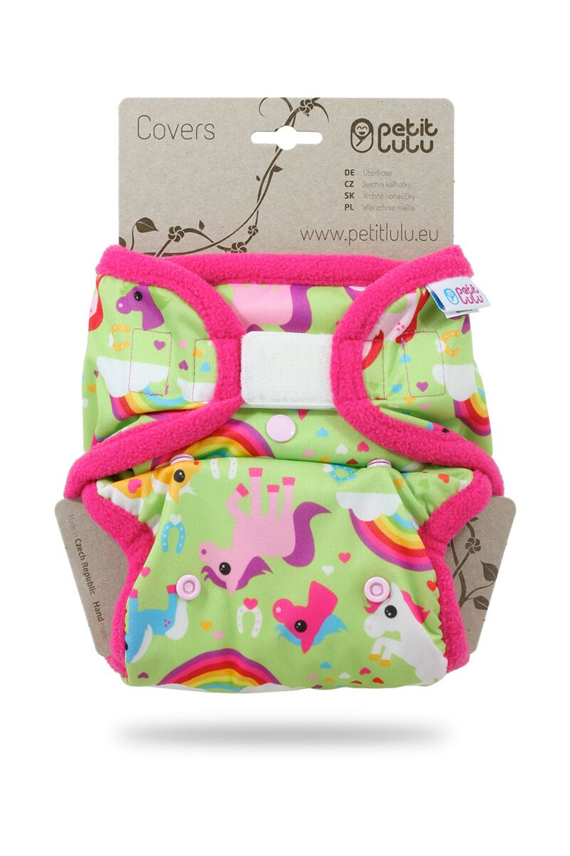 Petit Lulu One Size Covers - Hook & Loop