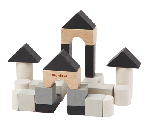 Plan Toys Mini's Construction Set