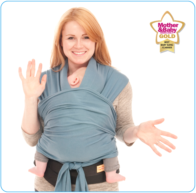Papoozle Baby Carrier