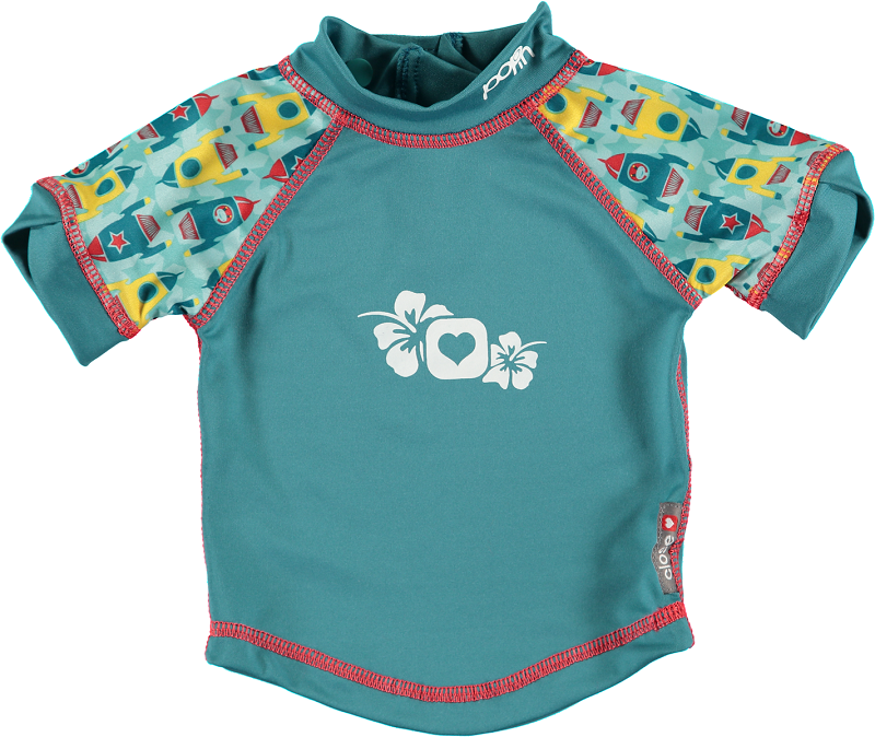 Pop In Rash Vest - Rockets