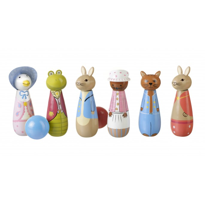Orange Tree Wooden Peter Rabbit™ Skittles