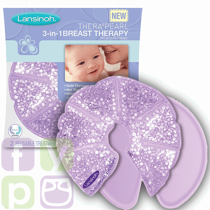 TheraPearl Hot & Cold Breast Therapy