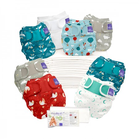 Bambino Mio- Miosoft Birth to Potty Pack