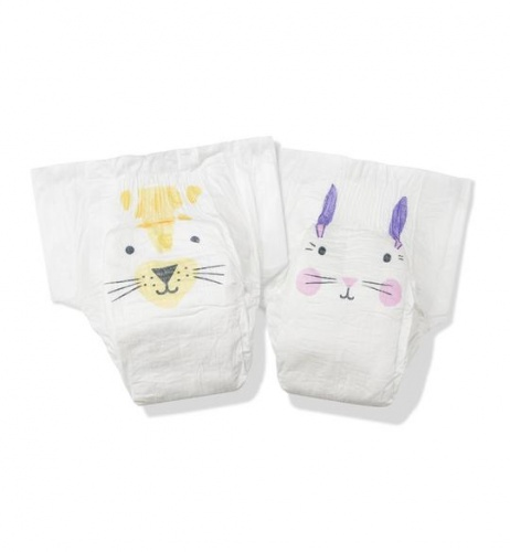 Kit & Kin Nappies Eco Disposable Nappies - Midi - Size 2